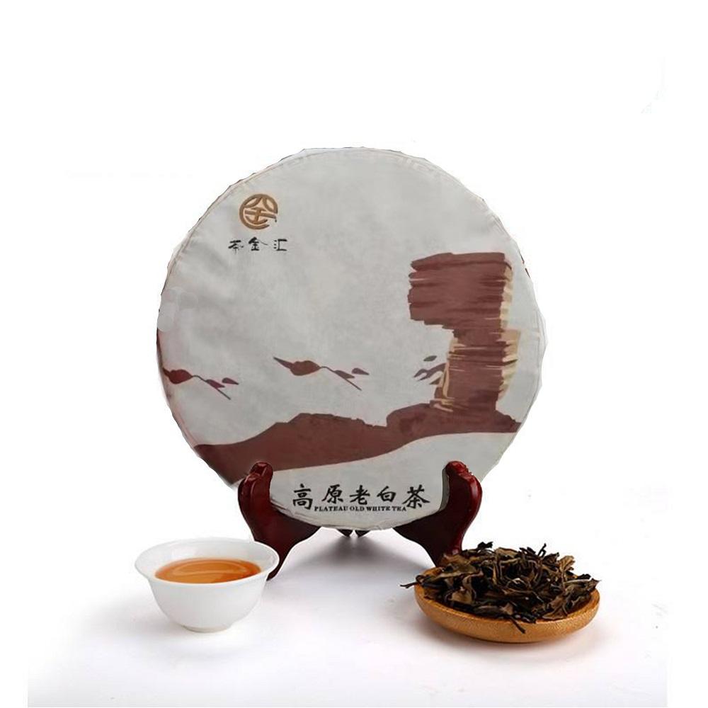 高原老白茶
